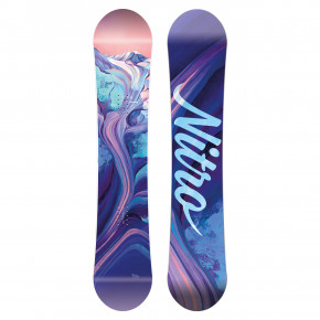 Go to the product Snowboard Nitro Spirit Kids 2018/2019