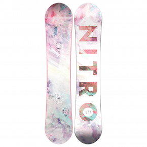 Go to the product Snowboard Nitro Spirit Youth 2020/2021
