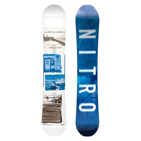 Go to the product Snowboard Nitro Team Exposure Gullwing 2017/2018