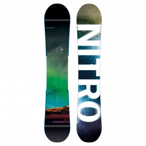 Go to the product Snowboard Nitro Team Exposure Gullwing 2018/2019