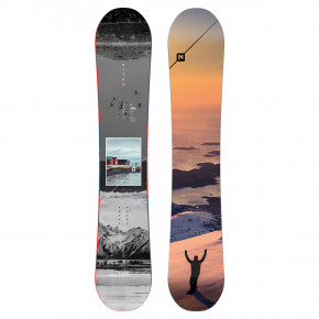 Go to the product Snowboard Nitro Team Exposure Gullwing 2019/2020