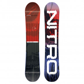 Go to the product Snowboard Nitro Team Gullwing 2018/2019