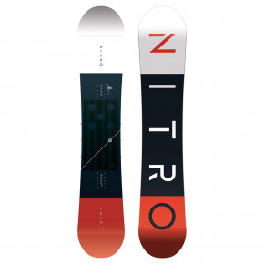 Go to the product Snowboard Nitro Team Gullwing 2019/2020