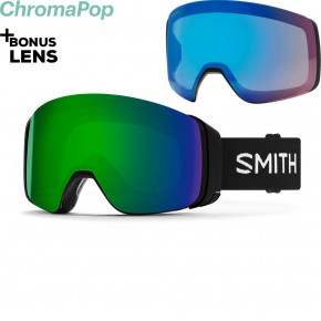 Go to the product Goggles Smith 4D Mag black 2020/2021