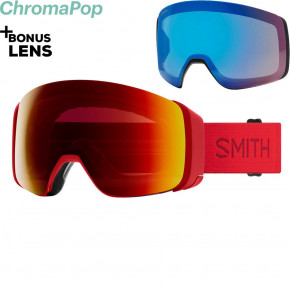 Go to the product Goggles Smith 4D Mag lava 2020/2021
