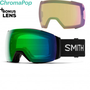 Go to the product Goggles Smith I/O Mag XL black 2019/2020