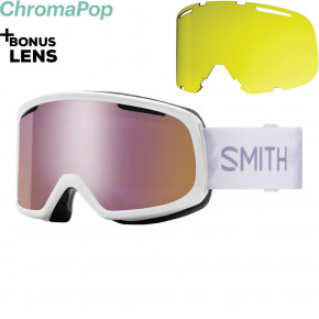 Go to the product Goggles Smith Riot white florals 2020/2021