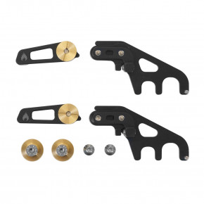 Go to the product Spark R&D Crossbar Clips black 2020/2021