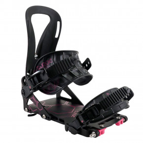 Go to the product Splitboard bindings Spark R&D Women's Surge black/pink 2019/2020
