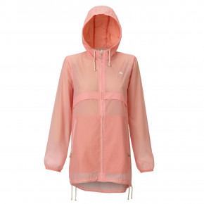 Go to the product Street jacket Burton Wms Hazlett Packable rose quartz technicolor 2018