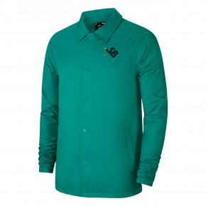 Go to the product Street jacket Nike SB Seasonal Coaches neptune green/neptune green/blac 2020