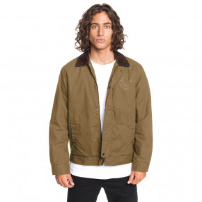 Go to the product Street jacket Quiksilver Canvas Cord Collar dull gold 2020
