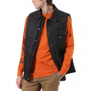 Go to the product Street jacket Vans Drill Chore Vest black 2020