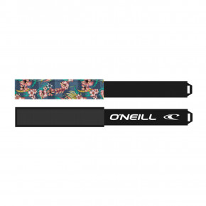 Go to the product SUP leash O'Neill Flower Coil 9 black 2019