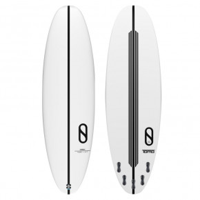 "Go to the product Surfboard Slater Designs Omni Lft 5' 7"" Fcs II 2019"