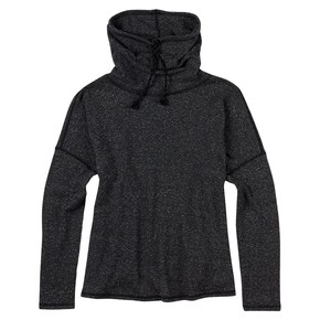 Prejsť na produkt Sveter Burton Bloom Knit Top true black heather 2016/2017