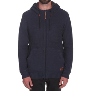 Go to the product Sweater Volcom Barnster Ii Lnd navy 2016