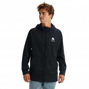 Go to the product Tech Hoodie Burton Crown Bonded Fz true black 2020