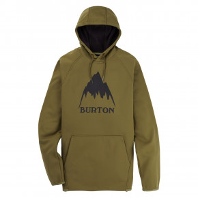 Go to the product Tech Hoodie Burton Crown Wpf Po martini olive 2020/2021