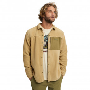 Go to the product Tech Hoodie Burton Hearth Fleece Shirt kelp 2020/2021