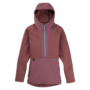 Go to the product Tech Hoodie Burton Wms Multipath Po rose brown 2020/2021