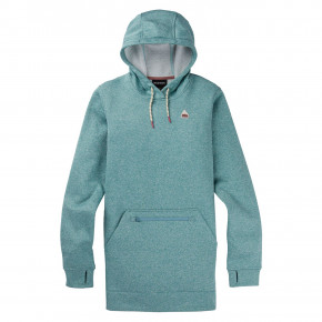 Go to the product Tech Hoodie Burton Wms Oak Long Po Hoodie trellis heather 2020/2021