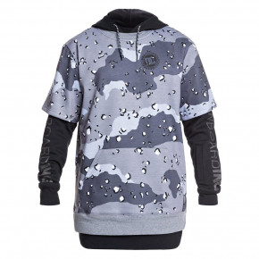 Go to the product Tech Hoodie DC Dryden black 2020/2021