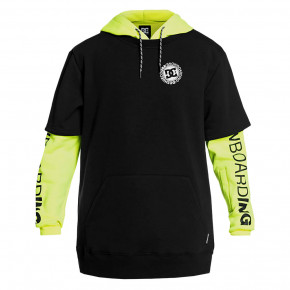 Go to the product Tech Hoodie DC Dryden safety yellow 2020/2021