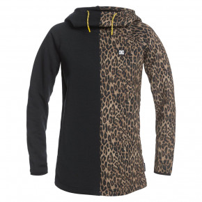 Go to the product Tech Hoodie DC Salem Fleece leopard fade 2020/2021