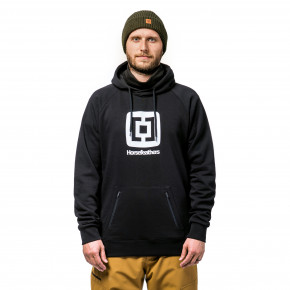 Go to the product Tech Hoodie Horsefeathers Sherman black 2020/2021