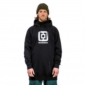 Go to the product Tech Hoodie Horsefeathers Sherman Long black 2020/2021