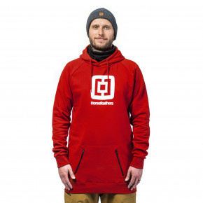 Go to the product Tech Hoodie Horsefeathers Sherman Long red 2020/2021