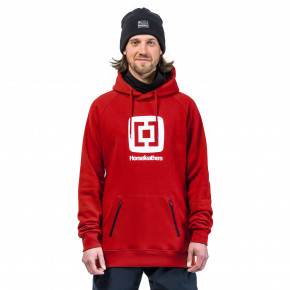 Go to the product Tech Hoodie Horsefeathers Sherman red 2020/2021