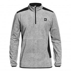Go to the product Tech Hoodie Quiksilver Aker Hz Fleece heather grey 2020/2021