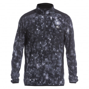 Go to the product Tech Hoodie Quiksilver Aker Hz Fleece true black woolflakes 2020/2021
