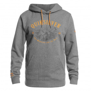 Go to the product Tech Hoodie Quiksilver Big Logo Snow Hoodie heather grey 2020/2021