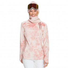 Go to the product Tech Hoodie Roxy Deltine silver pink tie dye 2020/2021