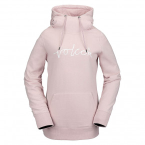 Go to the product Tech Hoodie Volcom Costus P/over Fleece faded pink 2020/2021