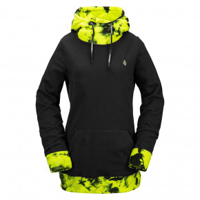 Go to the product Tech Hoodie Volcom Costus P/over Fleece lime 2020/2021