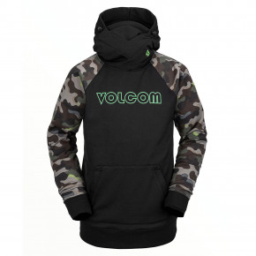 Go to the product Tech Hoodie Volcom Hydro Riding Hoodie army camo 2020/2021