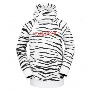 Go to the product Tech Hoodie Volcom Hydro Riding Hoodie white tiger 2020/2021