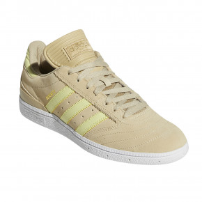 Go to the product Skate shoes Adidas Busenitz savannah/yellow tint/cloud white 2020