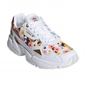 Go to the product Sneakers Adidas Falcon cloud white/power berry/gld mtlc 2020