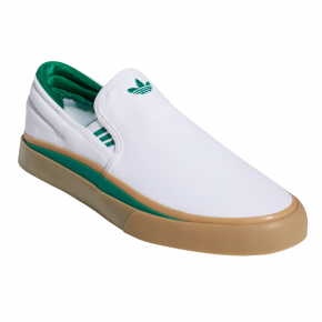 Go to the product Sneakers Adidas Sabalo Slip ftwr white/green/gum 2019