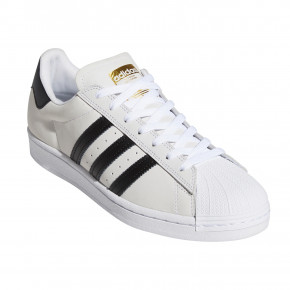 Go to the product Sneakers Adidas Superstar Adv cloud white/core black/gold mtlc 2020