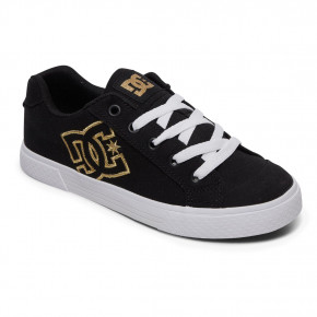 Go to the product Sneakers DC Chealse TX black/gold 2020