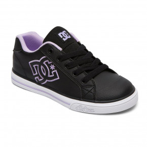 Go to the product Sneakers DC Chelsea Kids black/lavender 2018