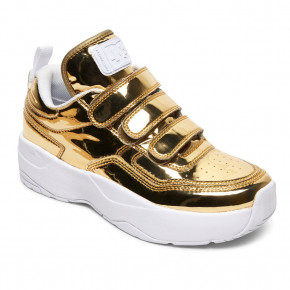 Go to the product Sneakers DC E.tribeka Platform V Le gold 2020