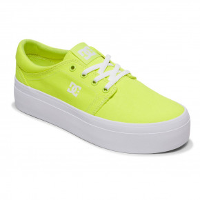 Go to the product Sneakers DC Trase Platform TX bright yellow 2020