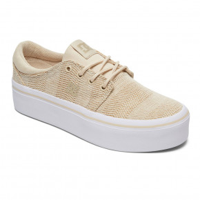 Go to the product Sneakers DC Trase Platform Tx Se tau taupe 2018